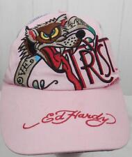 Ed Hardy Tryst nightclub at Winn las vegas pink mesh truckers hat cap snapback