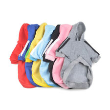 1PC Spring Fall Casual Adidog Pets Dog Clothes Warm Hoodie Coat Jacket 8XL US