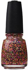 China Glaze Nail Polish Lacquer Point Me To The Party - .5oz - 82609