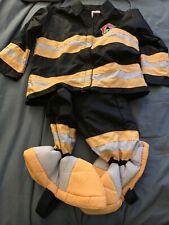 Mickey Mouse Disney Fireman Costume Kids XS