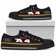 Audi A4 shoes - Men & Women's Low Top Shoes - Best gift