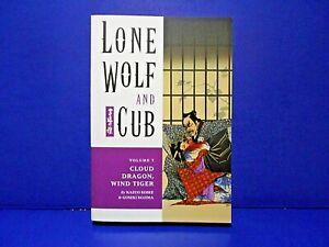 LONE WOLF AND CUB Volume 7 of 28 August 2000 - December 2002 Dark Horse DIGEST