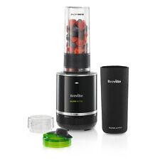 Breville Blend-Active Pro Blender VBL120 Smoothie Maker Grinder, Black