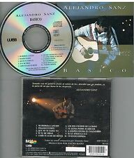 Alejandro Sanz – Básico CD 1994