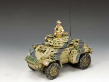 King and Country The Humber MK.II Armoured Car, WW2 British Eighth Army EA117