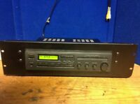 Optimus Digital Synthesized AM/FM Stereo Receiver STA-300