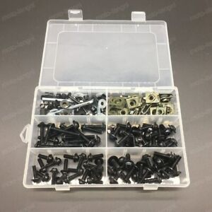 For Honda CBR600 F2 F3 F4 F4I CBR250R CBR500RR Complete Fairing Bolt Kit Screws