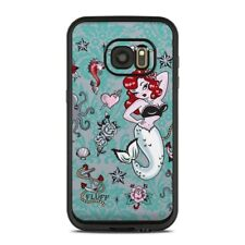 Skin for LifeProof FRE Galaxy S7 - Molly Mermaid by Fluff - Sticker Decal