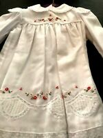 NWT Embroidered  Long Sleeve Holiday Special Occasion Dress from Will'Beth