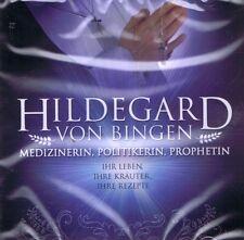 HÖRBUCH-CD NEU/OVP - Hildegard von Bingen - Medizinerin, Politikerin, Prophetin