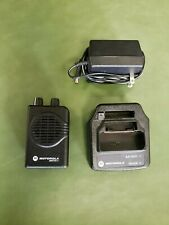 Motorola Minitor V 5 Lowband (33-37) Pager And Charger