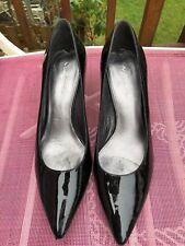 VIA SPIGA Women Patent Leather Pointy Toe Formal Pump Shoe  - SIZE 10M
