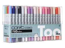 Copic Ciao 72 Colors Set B 72B Premium Artist Markers Anime Comic Japan