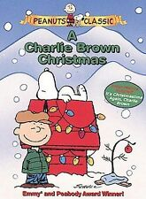 A Charlie Brown Christmas 2000 by Paramount 0792 . EXLIBRARY *NO CASE DISC ONLY*