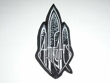 AT THE GATES IRON ON EMBROIDERED PATCH