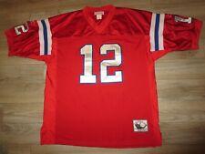 Tom Brady #12 New England Patriots NFL Rewind Retro Jersey 52