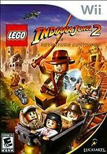 LEGO Indiana Jones 2: The Adventure Continues - Nintendo  Wii Game
