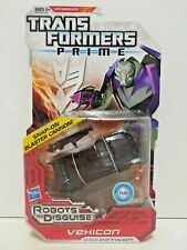 Transformers Prime Robots in Disguise RID Deluxe Class Vehicon