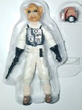 "Star Wars Ten Numb 3.75"" Figure Evolutions Rebel Fleet B-Wing Pilot Legacy"