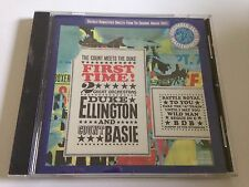 Ellington / Basie - First Time! The Count Meets the Duke Columbia CD