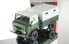 DeAgostini 1:43 Russian truck GAZ-62 & mag №113