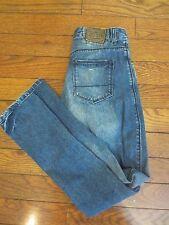Superdry Mens Jeans SLIM Sz 29-32 Hippie Blue