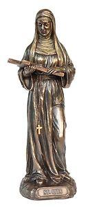 Saint Rita Statue figurine 21cm (H)