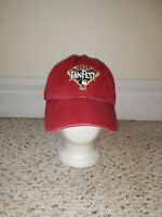 MLB ALL-STAR FANFEST Dad Hat Baseball Cap One Size RED