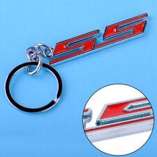 Chrome Metal Super Sport Ss Key Chain Ring Keychain Fits Chevrolet Chevy All Car Fits Kia Soul