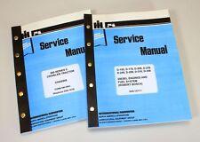 INTERNATIONAL 500 SERIES C 500C CRAWLER TRACTOR SERVICE MANUALS TECHNICAL REPAIR