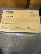 Brother Sewing and Quilting Machine Cs6000i - Brand New - Free Shipping
