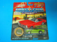 Johnny Lightning Muscle Cars Usa 1970 Mustang Boss 302 1:64 Series 9 Green?