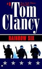 A John Clark Novel: Rainbow Six 9 by Tom Clancy (1999, Paperback, Reprint)