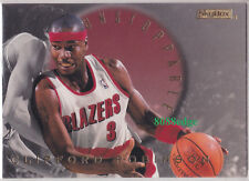 1995-96 SKYBOX E-XL UNSTOPPABLE: CLIFFORD ROBINSON #14 BLAZERS 2x ALL-DEFENSIVE