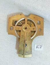 French Japy Freres Cylinder Platform Escapement Working Mantle Mantel Clock