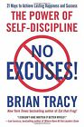 No Excuses!: The Power of Self-Discipline New Paperback Book Brian Tracy