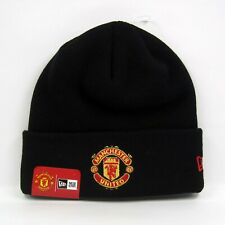 New Era Cap Men's Manchester United Football Club Basic Winter Knit Beanie Hat