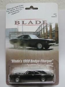 Blade Movie 1968 Dodge Charger Vampire Hunter Hot Wheels Custom
