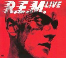 R.E.M. Live - 2 CDs + DVD - REM (2007, 3 Discs, Warner Bros) NEW/SEALED/UNOPENED