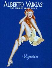 Alberto Vargas: v. 1: The Esquire Years (Vignettes), Goldberg, Michael,