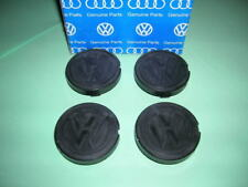 Vw Rabbit Cabby Jetta Snowflake Centercaps Set 4 NEW!