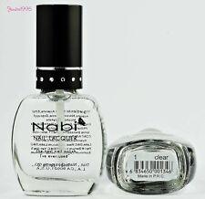 NABI Nail Polish Nail Lacquer #01 CLEAR