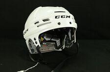 New listing Ccm Tacks 910 Ice Hockey Helmet White Size Medium (0114-1785)