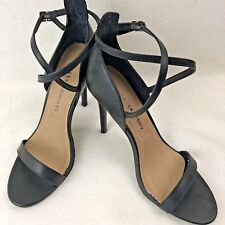 Chinese Laundry Lavelle Women's Size 8M Heel Criss Cross Strap