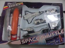 TONKA TOUGH ONES GIFT SET #2001 NASA SPACE SHUTTLE GIFT SET COMPLETE W BOX