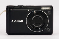 Canon PowerShot A2200 HD 14,1 MP Digitalkamera - Schwarz