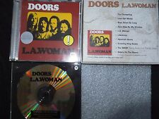 RARE CD THE DOORS / L.A.WOMAN / VERSION COLLECTOR / EDITION LIMITEE /