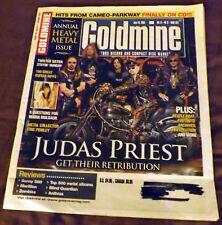 Goldmine June 10 2005 Judas Priest Twisted Sister Maria Muldaur Cameo Parkway