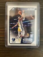 2019-20 Panini Chronicles Ja Morant Threads Rookie Card #84 Grizzlies RC