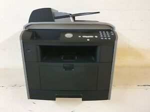 DELL MFP 1815DN 1815 A4 Mono Laser Desktop Printer Copier Fax Scanner PAPER JAM